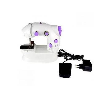Mini Sewing Machine - White