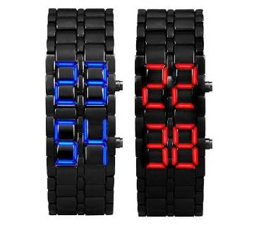 Samurai LED Watch 1 piece