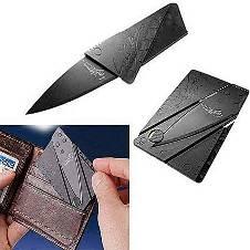 Folding পকেট নাইফ - Black
