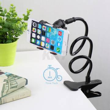 360 Rotate Mobile and Tablet Stand - Black