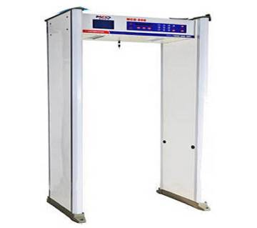 Walk Through Metal Detector JKDM-800A 8 zone
