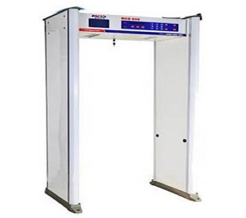 Walk Through Metal Detector JKDM-800A 8 zone