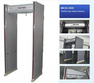Archway Gate MCD-300 Metal detector 6Zone