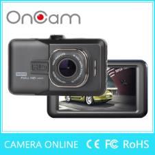 Ultra ওয়াইড এঙ্গেল লেন্স কার DVR Camera 1080P LCD Video Recorder Dash Camera high speed Transmission TF card memory
