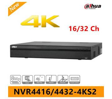32Channel 1.5U 4K&H.265 Lit Network Video Recorder