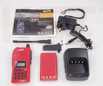 Walki -talkie for Fire Safety