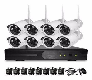 WIFI IP CAMERA PACKAGE 8 Channel