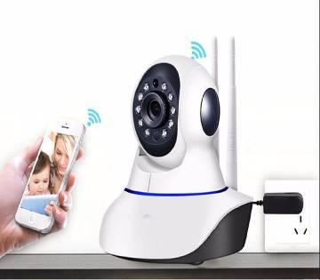 PTZ Wifi IP Camera IR-Cut Night Vision Two Way Audio