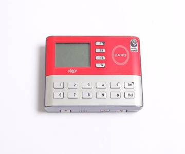 Virdi AC-1000 PIN and RF SC cards authentication