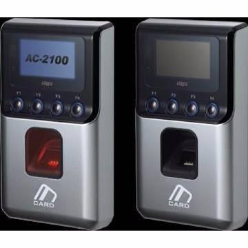 Virdi AC-2100 Fingerprint & RF SC card authentication