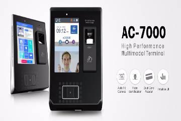 AC-7000 Face & Fingerprint Recognition