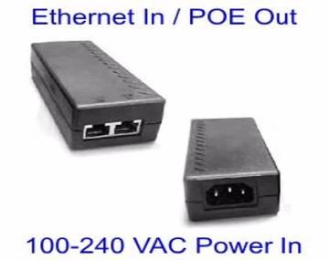 POE-12V48 Power Over Ethernet for IP Camera