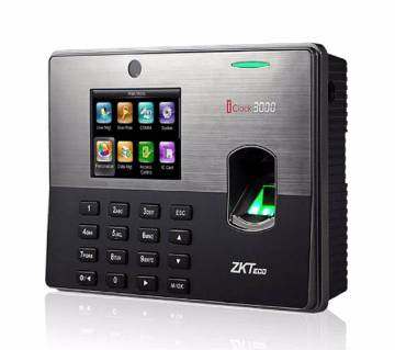 iClock3000 Fingerprint Time Attendance & Access Controller
