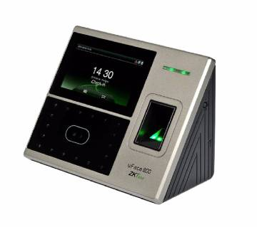 uFace 800 Multi-Biometric Time Attendance and Access Controller