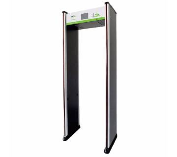ZK-D3180S Walk Through Metal Detector; 18 Zones St