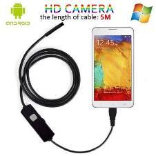 Android Endoscope স্পাই ক্যামেরা