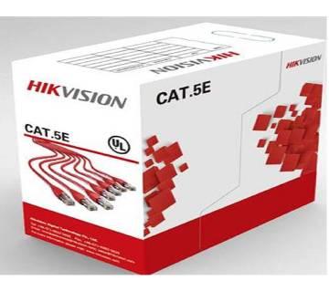 Hikvision Cat-5 UTP Cable DS-1LN5E-S