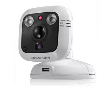HIKVIISION DS-2CD8464F-EIW Pro Cube Camera