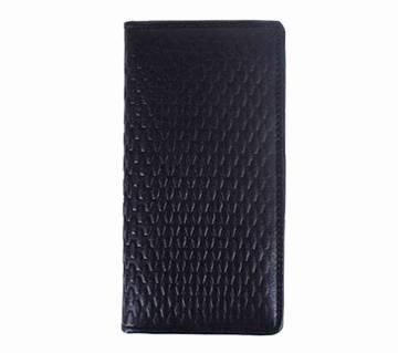 Menz PU Leather Long Wallet