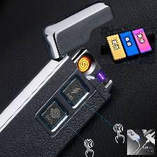 Arc & Heater Rechargeable USB Lighter