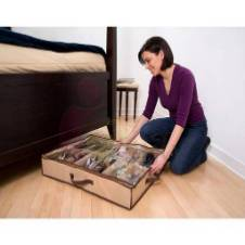 Shoes Under Bed Organizer