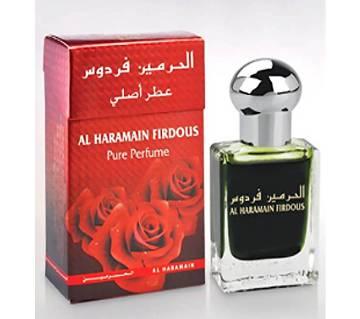 Al- Haranmain Firdous -পারফিউম ফর ওমেন  15ml Dubai