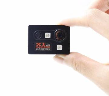 X1 MINI HD Infrared Night vision 12 MP Camera