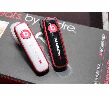 Monster Beats Bluetooth Stereo Headsets