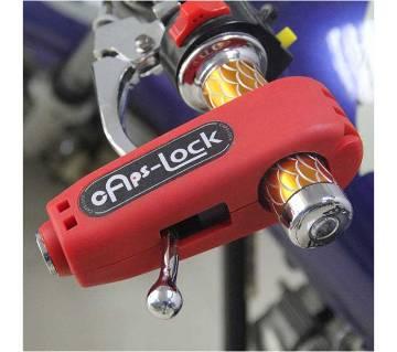 Motorbike Handlebar Grip Lock