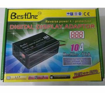 12V - 6V battery charger