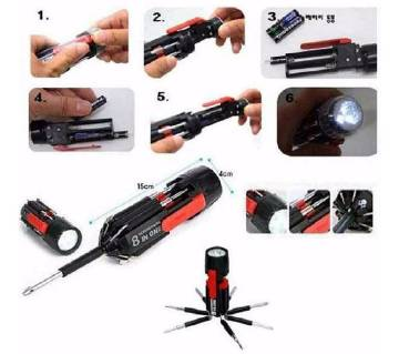 8 IN 1 screwdriver