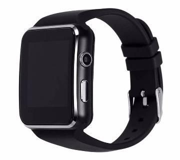 X6 Curved Display Smart Watch - SIM