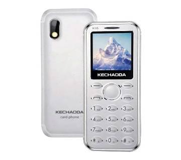 Kechaoda K115 মিনি কার্ড ফোন বাংলাদেশ - 8140181