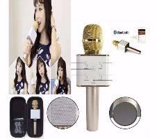 Wireless Q7 Karaoke Microphone with Speaker in BD | AjkerDeal2