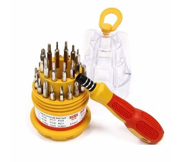 31 in 1 Universal Magnetic Screw Driver
