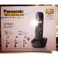 Panasonic KX-TG1611 CORDLESS TNT land line