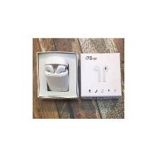 i7s TWS Twins Bluetooth In-Ear Earbuds Earphone with Charger Box Supported Android & ISO Both