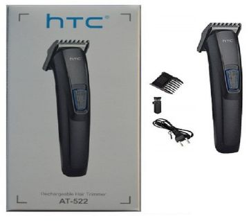 HTC Rechargeable Hair Trimmer AT-522