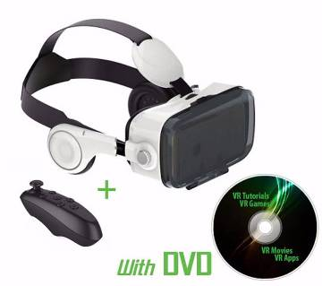 BOBO VR Z4 3D Glass with Headphone