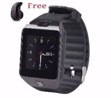 G12 SIM Support Smart Watch - Bluetooth Headphones