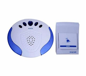 Saga Wireless Door Calling Bell
