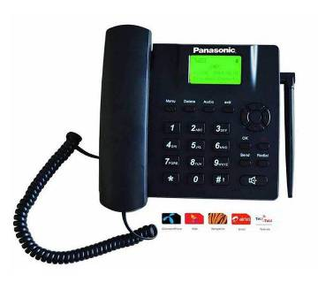 Panasonic Dual sim GSM Land Phone set