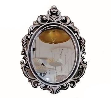 Wall Mount Mirror With Frame