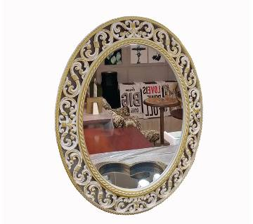 Wall Mounted Mirror Frame