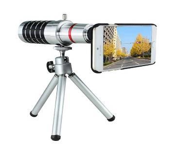 12x zoom mobile telescope lens