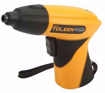Tolsen Cordless Screwdriver Set with Drill Machine