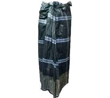 Pabna Kuripara Traditional taanth Cotton Lungi