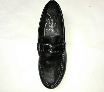Faux Leather Casual Loafer For Men