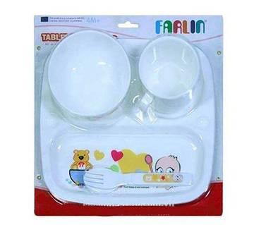 Farlin Baby Table Ware Set