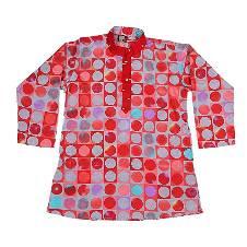 Red Silk পাঞ্জাবী ফর বয়েজ